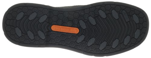 Merrell Realm Moc Shoe Slip-on Black