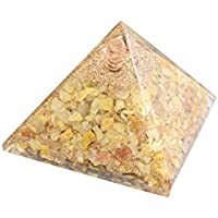 Orgonite - Natural Yellow Aventurine Orgonite 3-3.5 Inch Chakra & Reiki Healing Aura Cleansing Crystal. preisvergleich bei billige-tabletten.eu