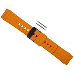 Suunto Elementum Rubber Strap Watch Accessories, Terra Amber, One Size