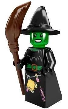 LEGO Omini Da Collezione: Strega Minifigura (Serie