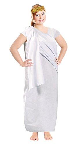 3Toga Unisex Kostüm, Größe 18–22 (Römische Göttin Halloween-outfit)