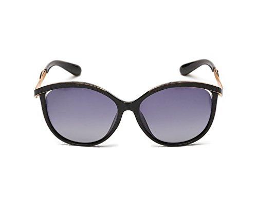a09c14967809e Tansle - Lunette de soleil - Femme Violet Noir violet