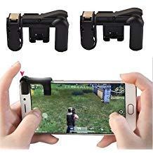 er (Neueste Version), vtosen empfindliche Shoot und Ziel Tasten L1R1Für pubg/Messer Out/fortnite/Rules of Survival, Handy Game Controller Joystick für Android & iPhone IOS Handy ()