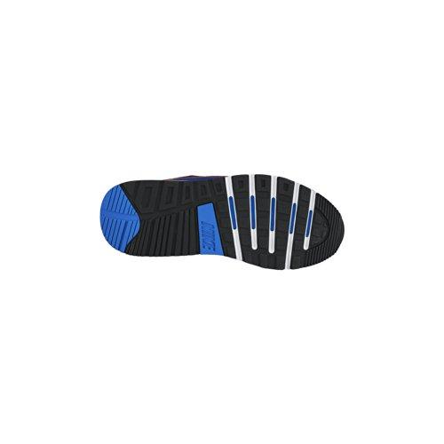 Nike Air Max Trax (GS) - Zapatillas para niño, Plateado (White/Black-Cool Grey-Wlf Grey), 36.5EU/ 23.5cm Blu