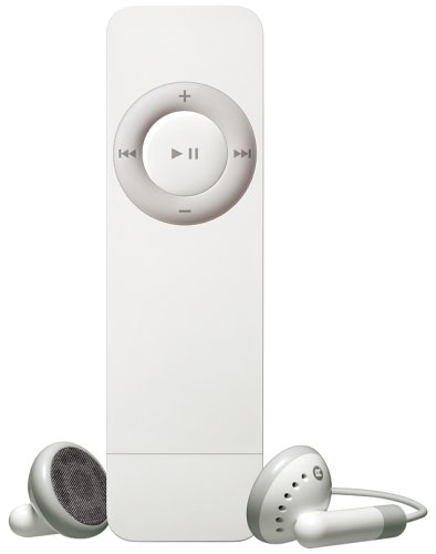 Apple iPod Shuffle MP3-Player 512 MB (Mp3-player Mb 512)