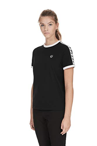 Fred Perry - T-Shirt Femme4136 102 - XS, No