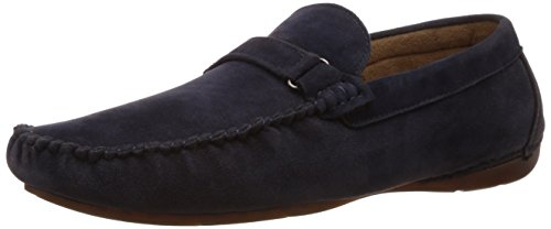 Bata Men's Mars Blue Loafers and Mocassins – 7 UK/India (41 EU) (8519222) 31JH7I6XhjL