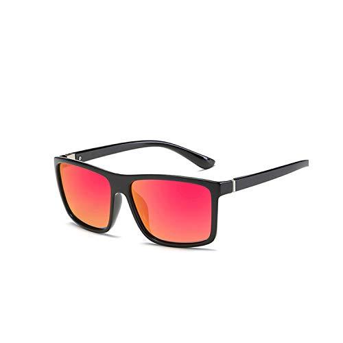 Sportbrillen, Angeln Golfbrille,Polaroid Sunglasses Unisex Square Vintage Sun Glasses Famous Brand Sunglases Polarisiert Sunglasses Retro Feminino For Women Men JR6625 C6