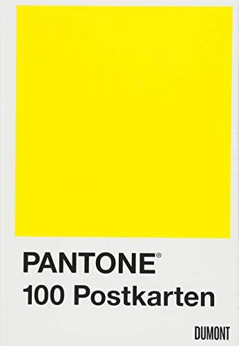 Pantone: 100 Postkarten