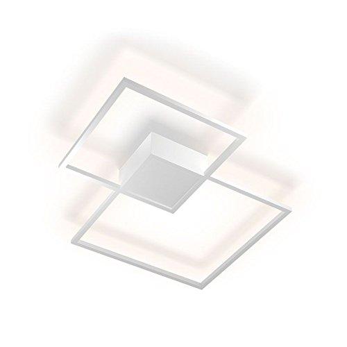 Wever & ducré Venn 1.0Innenraum weiß Deckenbeleuchtung–Lampe (Wohnzimmer, Büro, Innenraum, Weiß, IP20, gebürstet, andere)