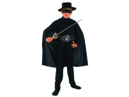 Fyasa 702225-c02 bambino justice hero fancy dress costume, medium