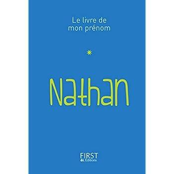 Le Livre de mon prénom - Nathan 35