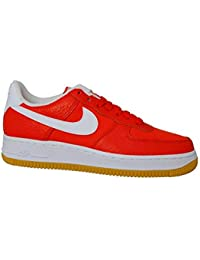 detailed look 14d2f b6459 Nike Air Force 1  07 Preimum - Habeanero Rosso e Bianco - 896185-601