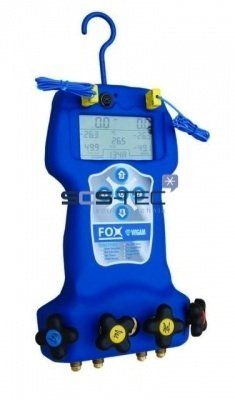 Digitale 4-Wege Monteurhilfe FOX-200 Set Wigam -