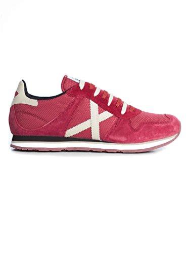 Sneaker Munich Massana Granata Rosso