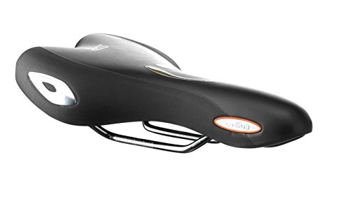 Selle Royal Group Lookin Athletic Selle de vélo Mixte Adulte, Noir