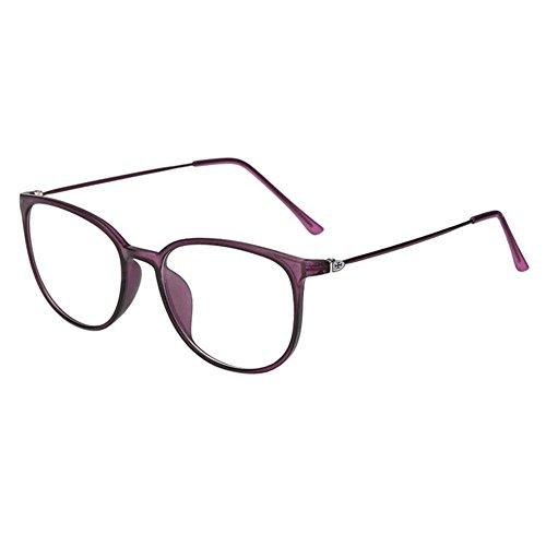 Xinvision Ultraleicht TR90 Koreanisch Kurzsichtigkeit Myopia Brille Kurzsicht Voll Rahmen Kurzsichtig Brillen for Herren Damen Stärke -1.0 -2.0 -3.0 -4.0 -5.0 -5.5 -6.0 (Diese sind nicht Lesen Brille)