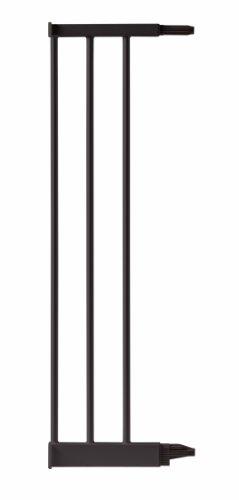 Bellemont Barrière Extension Métal 18,6 cm Noir