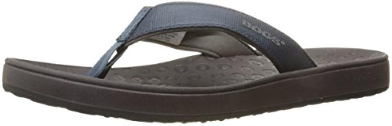 Bogs Men's Hudson Webbing Waterproof Sandal