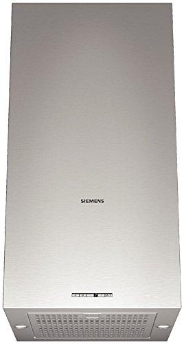 Siemens LF457CA60 iQ700 Inselhaube/Breite: 40 cm/Edelstahl/Metall-Fettfilter/Sättigungsanzeige