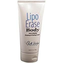 Bella Milagros Lipoerase Rx Anti-cellulite, Firming and Body Toning Cream, 5-Ounce Tube