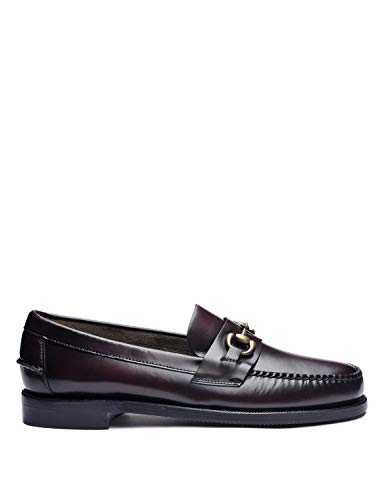 Sebago Classic Joe, Mocasines Loafer Hombre, Marrón