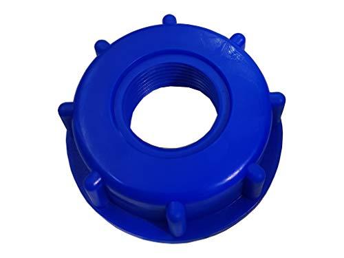 IBC Übergangsnippel, IBC-Container-Zubehör-Regenwasser-Tank-Adapter-Fitting-Kanister