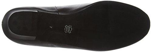Diamant Diamant Latein Tanzschuhe Herren 091-024-028, Chaussures de Danse de salon homme Noir - Noir