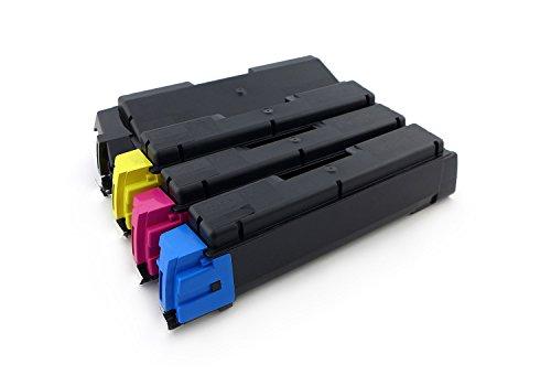 Preisvergleich Produktbild Green2Print Toner Toner-Set 4 Kartuschen 11900 Seiten ersetzt Kyocera TK-580C 1T02KTCNL0 TK-580K 1T02KT0NL0 TK-580M 1T02KTBNL0 TK-580Y 1T02KTANL0 Toner Kartusche passend für Kyocera ECOSYS P6021CDN