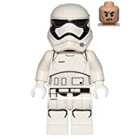 Lego Star Wars Force Awakens First Order Stormtrooper minifigure