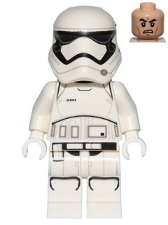 Lego Star Wars Minifigur First Order Stormtrooper sw667 Episode 7