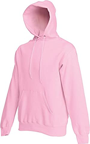 Fruit of the Loom Kapuzen-Sweatshirt 62-208-0 M,Light Pink