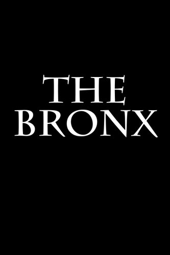The Bronx: Notebook