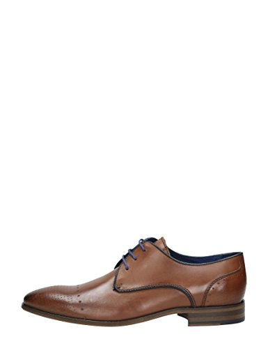 Choizz Exclusive Herrenschuhe 3543 COGNAC