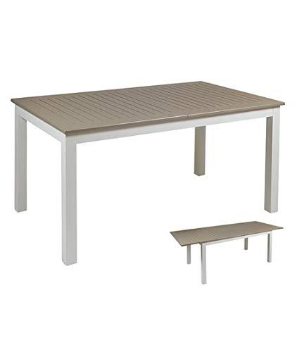 Table de Jardin Extensible: Amazon.fr: Jardin