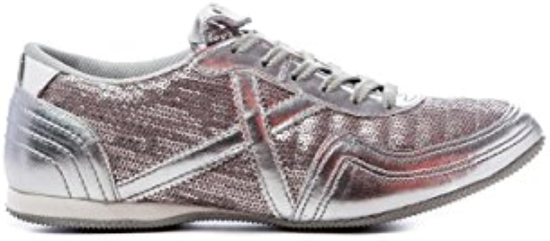 Donna   Uomo Munich Munich Munich argento scarpe da ginnastica SOTIL Commercio all'ingrosso eccellente Besteseller | Costi Moderati  b7bdd1