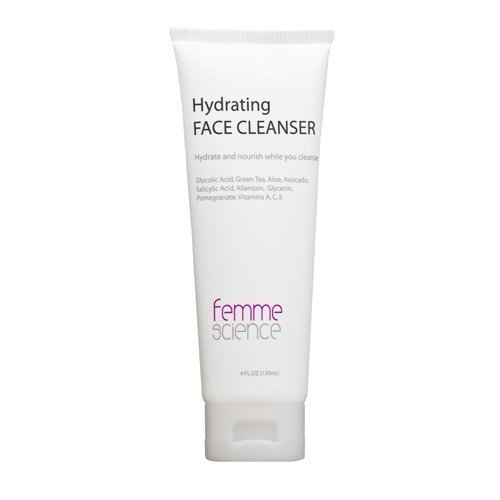 FemmeScience - Hydrating Face Cleanser - Nettoyant hydratant visage(120 mL)
