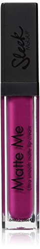 Sleek MakeUP Matte Me Laque à Lèvres Fandango Purple 6 ml