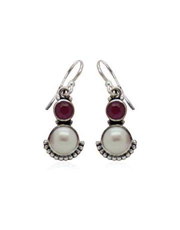 4ee9ab182ffcd Earrings: Buy Earrings online at best prices in India - Amazon.in