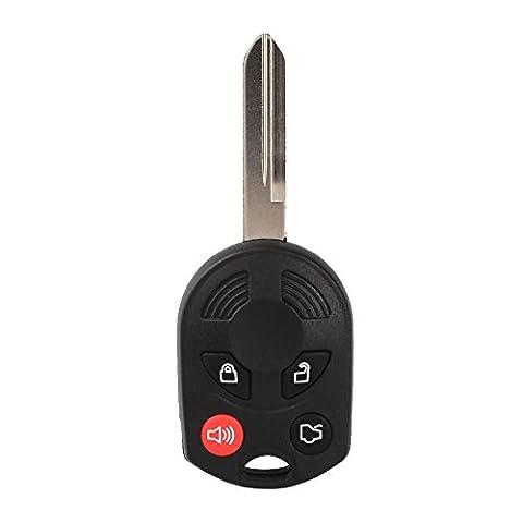 Sedeta Button Remote émetteur d'entrée sans ABS + Métal
