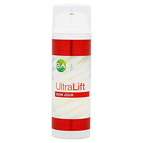 Garnier - Soin visage anti-âge - UltraLift Sérum + crème soin anti-âge global 2 en 1