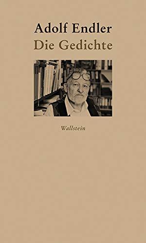 Buchseite und Rezensionen zu 'Die Gedichte (Endler - Werke)' von Adolf Endler