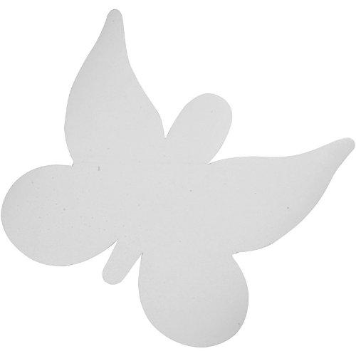 Schmetterling Größe 20x24 cm 16 Stück (Tür Halloween Klassenzimmer)