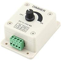 ShenyKada DC 12V 8A LED Einstellbare Helligkeit Controller für LED-Streifen Licht Lampe Zubehör preisvergleich bei billige-tabletten.eu