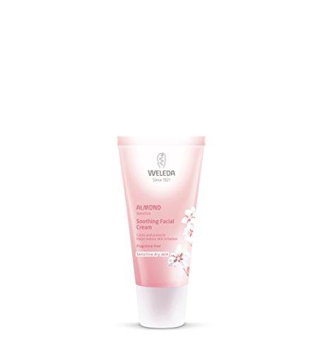 Weleda Mandel Sensible Haut Wohltuende Gesichtscreme, 1er Pack (1 x 30 ml)