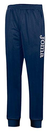 Joma Suez - Pantaloni da uomo, colore blu navy.  Taglia M