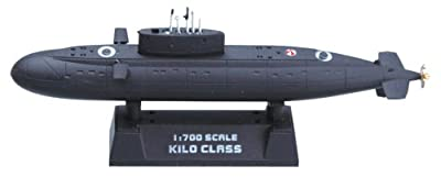 Easy Model Subs 1:700 - Russian Navy Kilo Class - EM37300