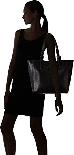 VagabondBag no. 51 - Borsa shopper Donna Nero (Schwarz (Black 20))