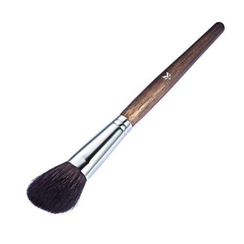 Sharplace Pinceau de Maquillage à Tête Oblique pour Fond de Teinte Fard â Joues Correcteur Contoure Brosse de Beauté