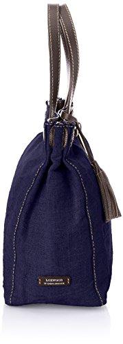 Loxwood - 3199, Borsa da donna Blu(Blue (Navy))